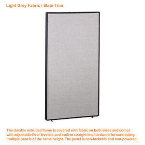 Office Partition Walls proseries 66hx36w Office Divider