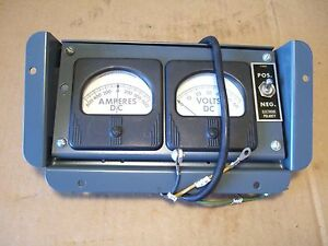 New Lincoln Mig Wire Feed Welder Meter Kit M11513