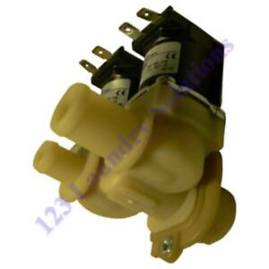 New Washer Valve Inlet 2 way Us thd 220v For Ipso 209 00419 00p