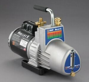 Yellow Jacket 93600 7 Cfm Bullet Vacuum Pump
