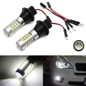 Super Bright 33 smd Universal Fitting Led Replacement Bulbs For Car Fog Lights