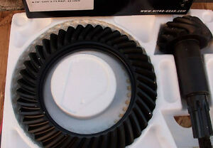Mopar 8 3 4 8 75 742 4 56 4 30 Motive Ring Pinion New Gear Set Dodge Chrysler