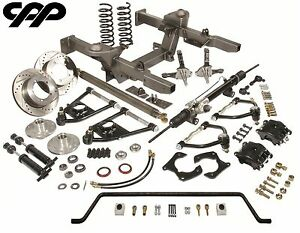 62 67 Chevy Nova Front Ifs Mustang 2 Independent Front End Drop Spindles