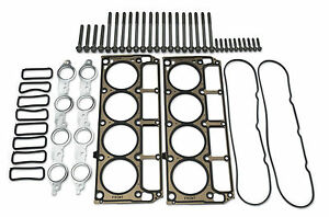 Gm Ls1 Ls6 Cylinder Head Installation Gasket Kit New Gm 12499217