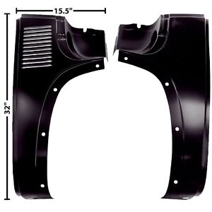 1947 1954 Chevy Pickup Truck Cowl Outer Lower Panel Pair Right