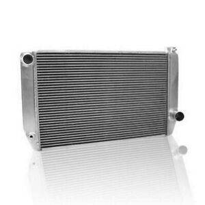 Griffin 1 25271 x Universal Fit Radiator 31 X 15 5 Chevy Style Connection M t