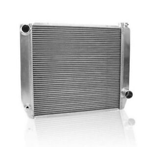 Griffin 1 25202 x Universal Fit Radiator 24 X 19 Chevy Style Connection M t