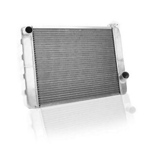 Griffin 1 25201 X Universal Fit Radiator 24 X 15 5 Chevy Style Connection M T
