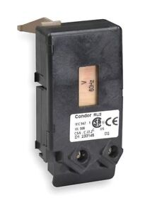 Under Voltage Relay 240v 60 Hz mdr3 Condor Usa Inc Ru3j