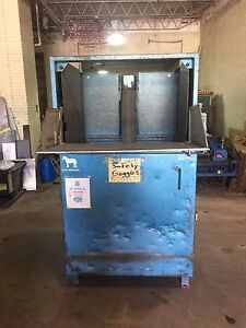 Kenbay Rotopac Industrial Waste Compactor Model Clydesdale Used