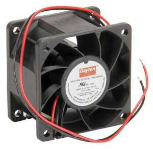 2 3 8 Square Axial Fan 24vdc Dayton 2rth3