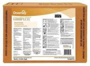 Floor Finish 5 Gal low 40 To 50 Min Diversey 5104773