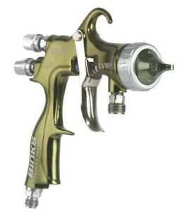 Hvlp Spray Gun medium pressure Binks 2465 14hv 32s0