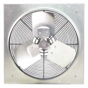Dayton 10d955 Exhaust Fan 14 In 1066 Cfm