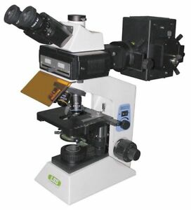 Fluorescence Microscope Lab Safety Supply 35y964