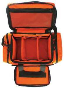 Trauma Bag orange Medsource Ms b3402