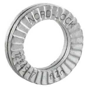Nord lock 34 4 4081 Lock Washer Stl Fit 1 1 4 In 0 26 T Pk25
