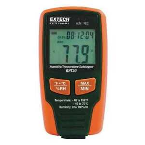Data Logger temperature And Humidity Extech Rht20