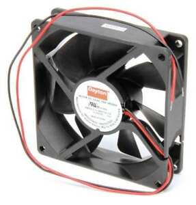 3 5 8 Square Axial Fan 12vdc Dayton 6kd69