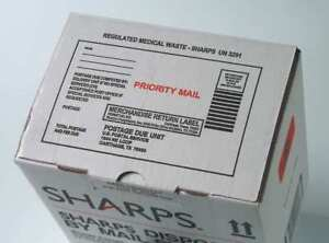 5 1 2 Sharps Disposal By Mail Container Sharps Compliance S31g129006