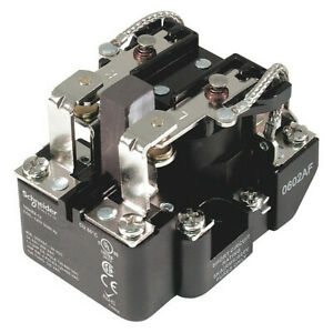 Open Power Relay 6 Pin 12vdc dpst no Schneider Electric 199x 7
