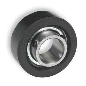 Dayton 3fdf3 Rubber Mounted Bearing ball 5 8 Bore