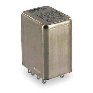 Omron My4h us ac110 120 Hermetically Sealed Relay 14 Pins 120vac