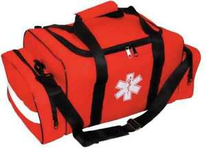 Trauma Bag red Medsource Ms b3403
