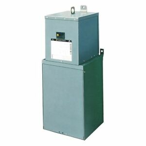 Temporary Power Station Square D Mpz7s40f