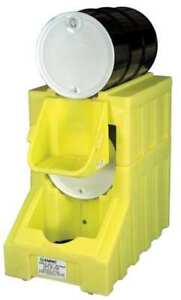 31 Drum Dispensing And Containment System Enpac 600673 ye