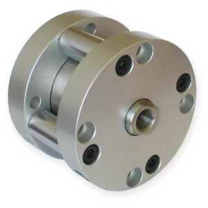 Speedaire 5ycl3 Air Cylinder 3 In L Stainless Steel