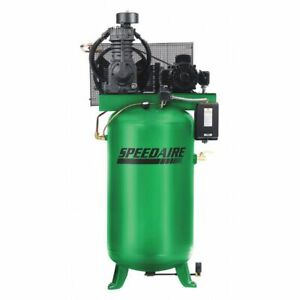 Speedaire 13g706 Elec Air Compressor 2 Stage 5hp 16 6cfm