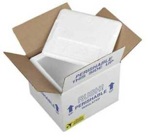 Insulated Shipping Kit 22 7 8 In L