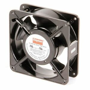 4 11 16 Square Axial Fan 230vac Dayton 2rtd7