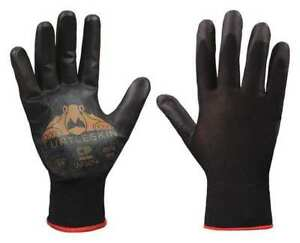 Cut Resistant Gloves blk nitrile xl pr Turtleskin Cpr 30a