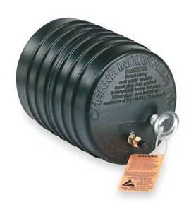 Test Ball Plug pneumatic 8 In rubber Cherne Industries 41386