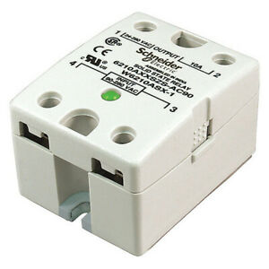 Solid State Relay 90 To 280vac 75a Schneider Electric 6275axxszs ac90