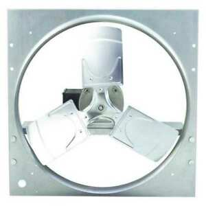 Commercial Direct Drive Exhaust Fan Dayton 10d975