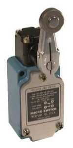 Honeywell Micro Switch 1ls19 Enclosed Limit Switch Side Actuator Spdt