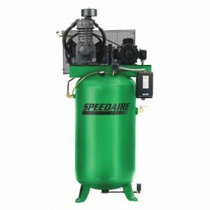 Electric Air Compressor Speedaire 35wc45