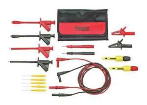 Automotive Test Lead Kit 10a Pomona 6530a