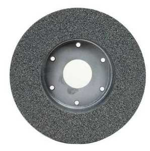 Norton 66253049112 Plate Mounted Grinding Disc 9 In Dia 70g