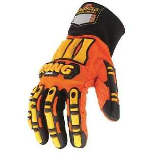 Mechanics Gloves utility m orng ylw pr Ironclad Sdx2 03 m