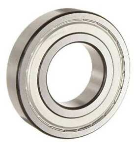 Radial Ball Bearing shielded 30mm Bore Skf 6206 2znr Jem