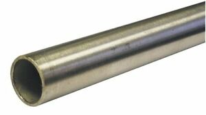 1 3 8 Od X 6 Ft Welded 304 Stainless Steel Tubing Zoro Select 5lvn4