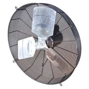 Dayton 1hkl8 Exhaust Fan 24 In 115v 3840 Cfm