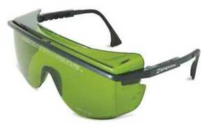 Honeywell Uvex Lotg ndga yag Laser Glasses green uncoated