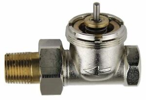 Thermostatic Radiator Valve size 1 2 In Zoro Select 10l945