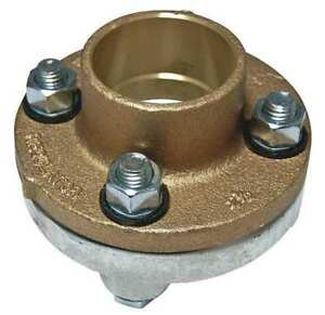 Dielectric Flange 3 In fipxsolder 175psi
