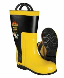 Viking Nfpa Rescue Saw Fire Boot Viking Vw91 8